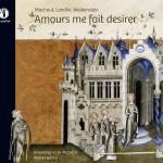 Ensemble Alta Musica: Amours me fait desirer - CD-Cover