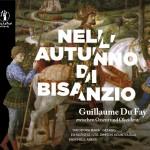 Theodora Baka, Ensembles Ex Silentio und Arkys: Nell' autunno di Bisanzio. CD-Cover