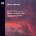 LAETITIA-Quartett: Joseph Haydn, CD-Cover
