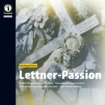 Naumburger Kammerchor, Mitteldeutsches Kammerorchester: Lettner-Passion. CD-Cover