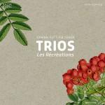 Johann Gottlieb Graun, Trios - Les Recreations, CD-Cover