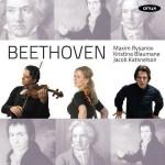 Maxim Rysanov, Kristina Blaumane, Jacob Katsnelson - Beethoven - Cover