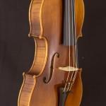 Violine von Jean Severin, Weimar, Decke