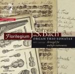 J. S. Bach, Triosonatas, Ensemble Florilegium - Cover