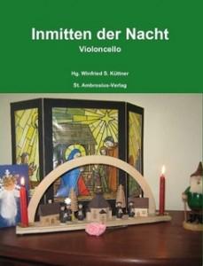 Inmitten der Nacht - Celloausgabe, Cover
