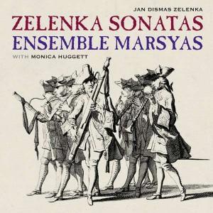 Zelenka Sonatas, Ensemble Marsyas, Cover