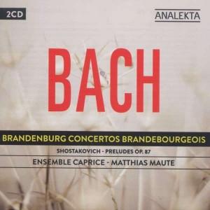 Ensemble Caprice - Bach und Schostakowitsch
