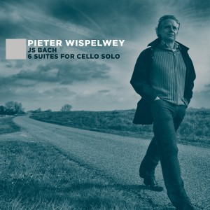 Pieter Wispelwey - Bach Cello Suiten, Cover