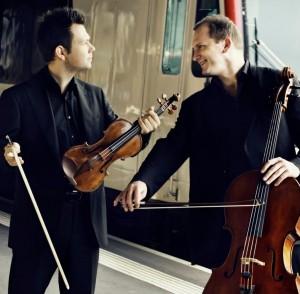 CD Cover Florian Rohn Felix Froschhammer