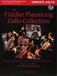 Fiddler Playalong Cello Collection Cover