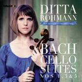Ditta Rohmann - CD Bach Cello Suites